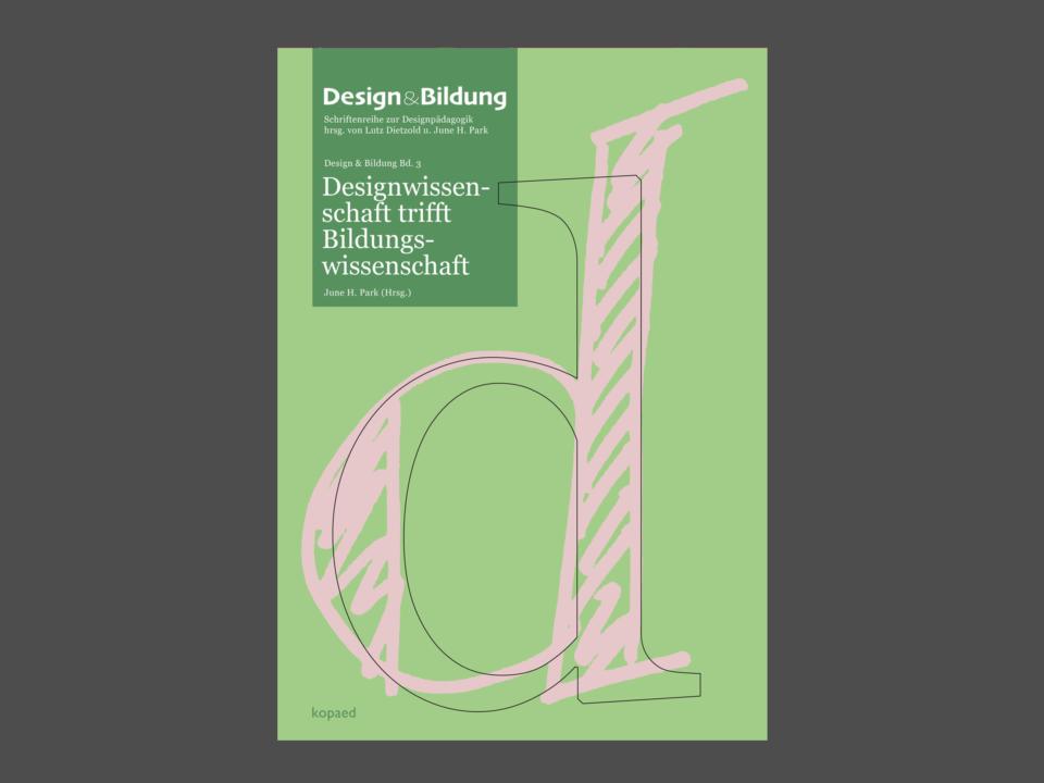 GfDg Buchtipp: Designwissenschaft trifft Bildungswissenschaft