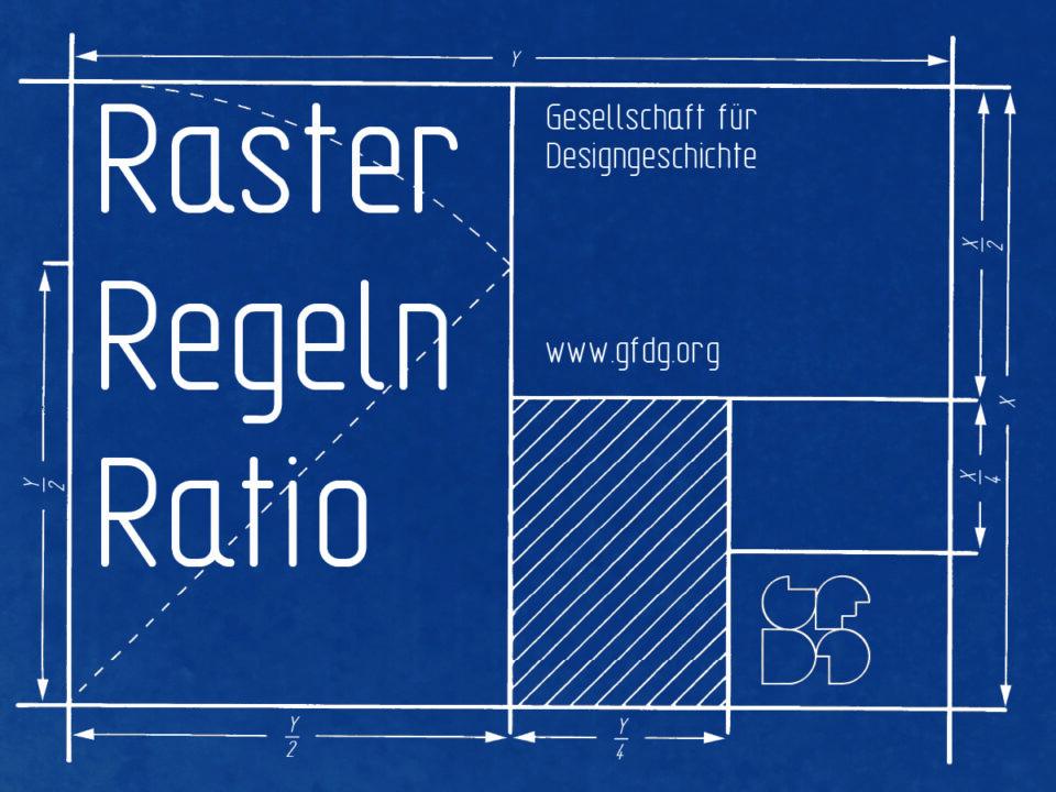GfDg Jahrestagung 2021: Raster, Regeln, Ratio